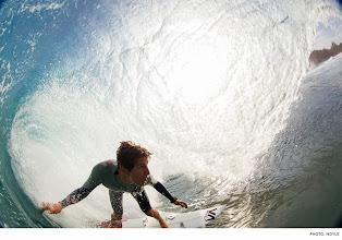 Photo: Photo of the Day: Kalani David, Backdoor. Photo: Noyle #Surfer #SurferPhotos
