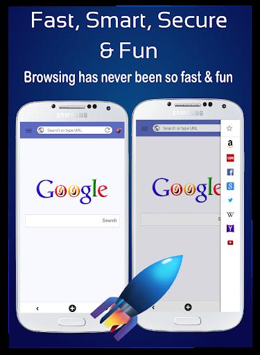 Firebird Browser - Lite Fast