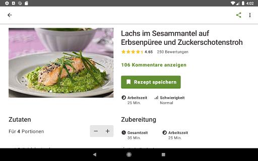 Chefkoch - Rezepte & Kochen  screenshots 16