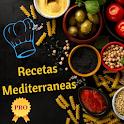 Recetas de Comida Mediterranea icon