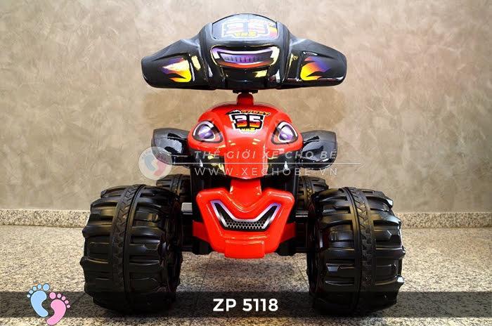 Xe moto điện trẻ em 4 bánh ZP-5118 2