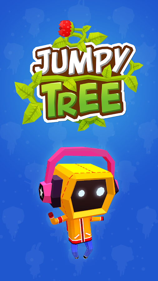 Jumpy Tree - Arcade Hopper- screenshot