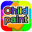 Child Paint! for baby/infant icon