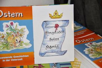 Photo: Kinderbücher Zeichnungen - Eingeladen beim König