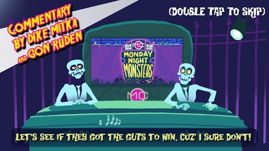Monday Night Monsters Football Screenshot 4