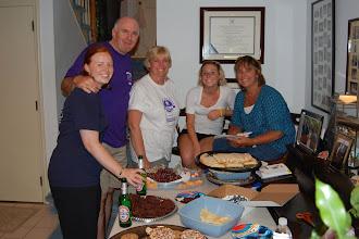 Photo: Mary Beth, Mike, Pat, Courtney, Robbin