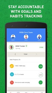 GOQii – Preventive Healthcare. 1.4.21 Mod APK Updated Android 1