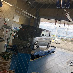 アルトラパン HE21S 平成16年 4WD SS ATのカスタム事例画像 チュクさんの2018年05月09日13:44の投稿