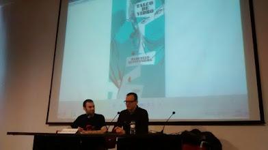 """Photo: """"No hay muchos autores de cómics que sepan sugerir sin dibujar."""" -Quintanilha #Kboom2015"""