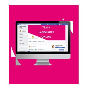 Teach Languages Online Facebook Group