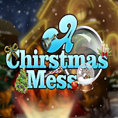 A Christmas Mess Hidden Object