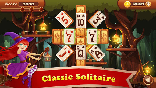 Forest Solitaire match 1.10.3 screenshots 1