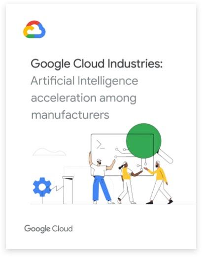 """Informe """"Aceleración entre los fabricantes de IA"""""""