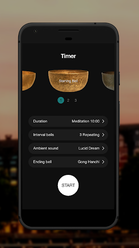 sam anxiety management mobile application