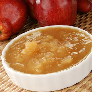 Slow Cooker Skinny Applesauce