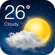 App Icon for Accurate Weather Forecast App & Radar App in United States Play Store