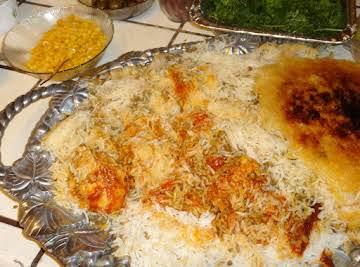 Chicken and Rice Casserol