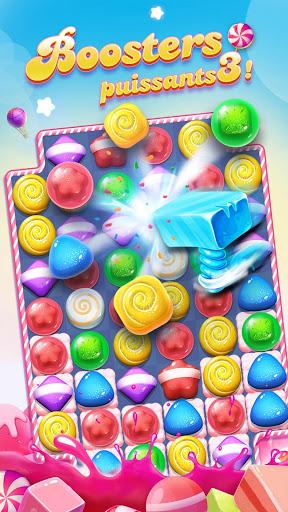Candy Charming - 2019 Match 3 Puzzle Free Games fond d'écran 2