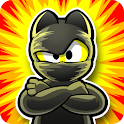 Ninja Hero Cats for Families icon