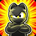 Ninja Hero Cats for Families icon