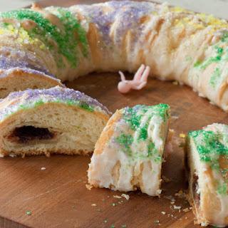 Easy King Cake.