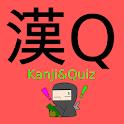 "Kanji Learning App ""KAN-Q!"" icon"