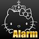 ハローキティ アラーム(007SH KT限定) - Androidアプリ