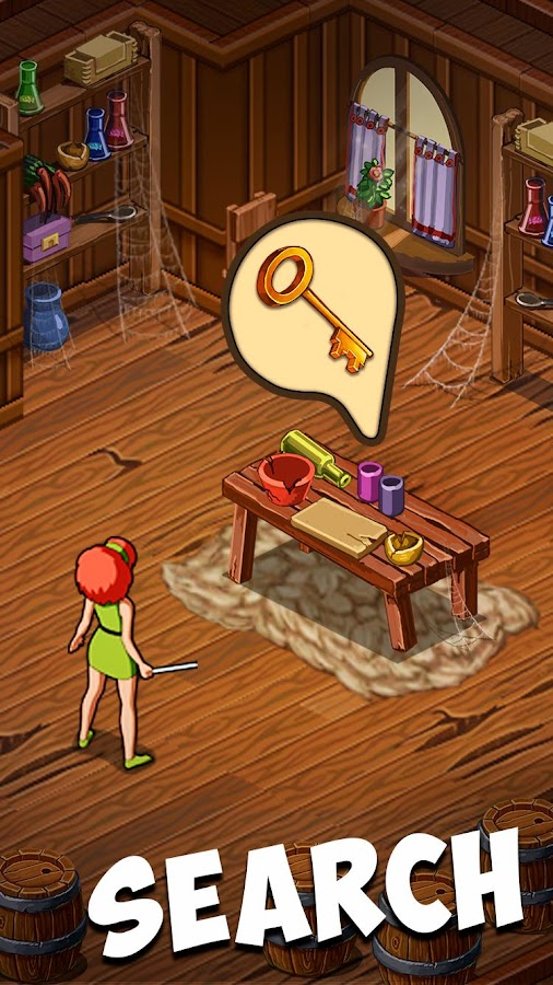 Ghost Town Adventures: Mystery Riddles Game- screenshot