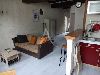 Appartement meublé 2 pièces 38,84 m2