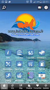 Isola d'Elba App- screenshot thumbnail