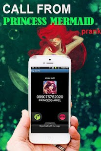 Call From Princess Mermaid - náhled