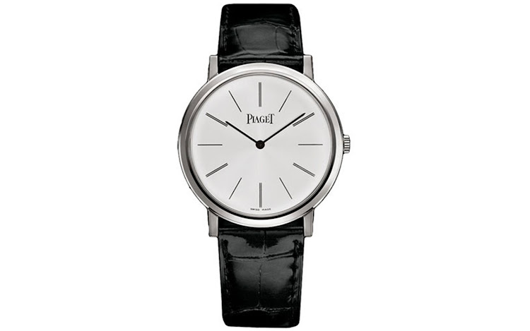 Piaget 38mm Altiplano Ultra-Thin mechanical.