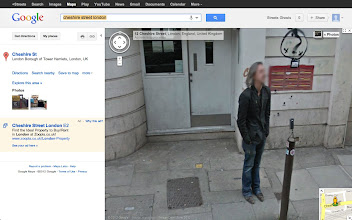 Photo: 46) 12 Cheshire Street, London, England,