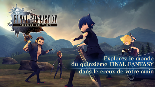 FINAL FANTASY XV POCKET EDITION  captures d'u00e9cran 1