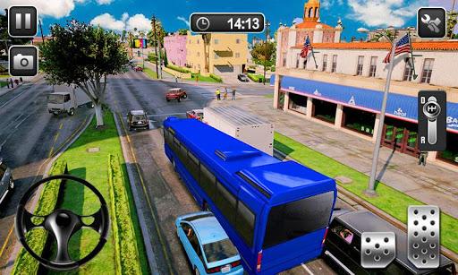 Real Coach Bus Simulator 3D 2019 screenshots 2