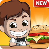 Idle Business Tycoon - Burger Chef