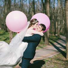 Wedding photographer Anastasiya Zabolotkina (Nastasja). Photo of 27.04.2015