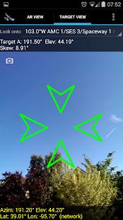 SatFinder - Find TV Satellites - screenshot thumbnail