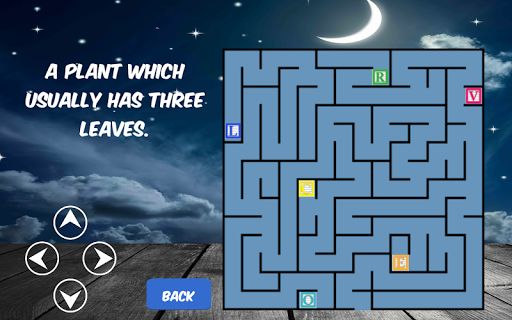Word Maze Puzzle screenshots 12