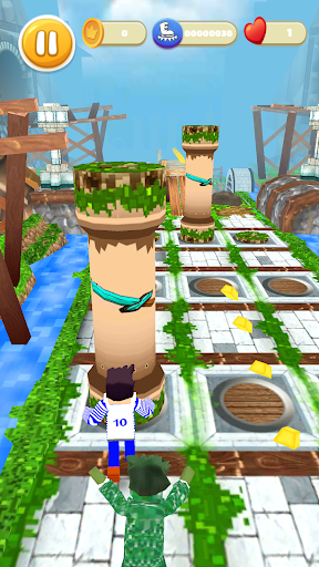 3D Running surfer from Mine City 1.0 {cheat|hack|gameplay|apk mod|resources generator} 1