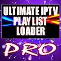 Ultimate IPTV Playlist Loader PRO icon
