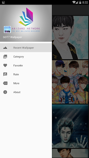 GOT7 Wallpaper KPOP 1.0.0 screenshots 1