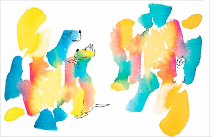 Hirameki Cats and Dogs