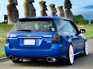 レガシィツーリングワゴン BP5 H18年 GT ワールドリミテッド2005のカスタム事例画像 104さんの2020年07月20日17:31の投稿