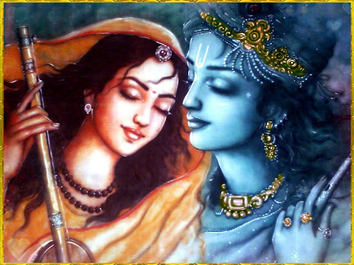 Krishna Bhajans, HD wallpapers 1.0 screenshots 1