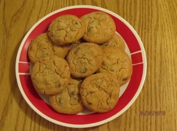 Chocolate Chip Angel Cookies Recipe