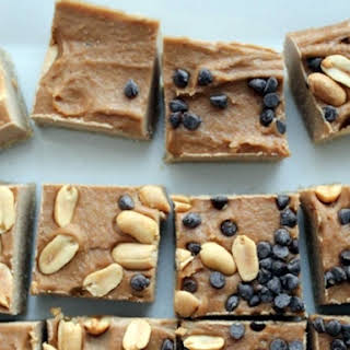 No-Bake Peanut Butter Bars.
