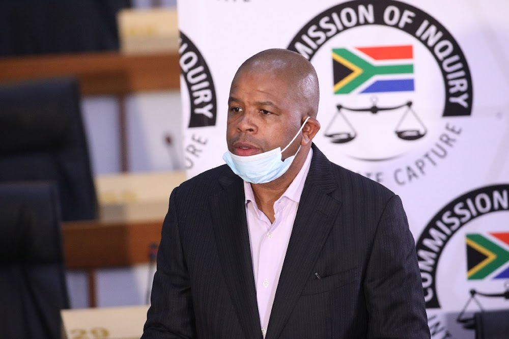 WATCH LIVE   Former Prasa CEO Lucky Montana continues giving evidence at state capture inquiry