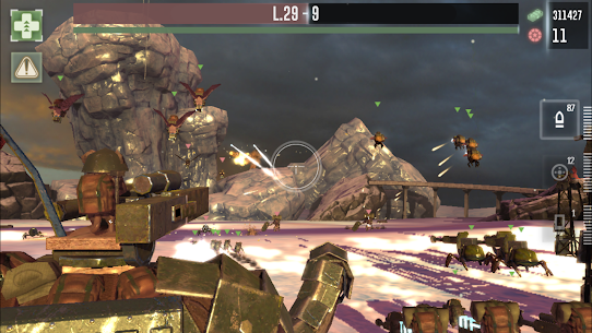 War Tortoise Apk Mod Dinheiro Infinito 7