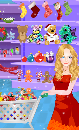 Princess Christmas Shopping screenshots 11